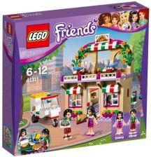 Klocki Lego Friends Artystyczna Kawiarnia Emmy 41336 Ceny I Opinie