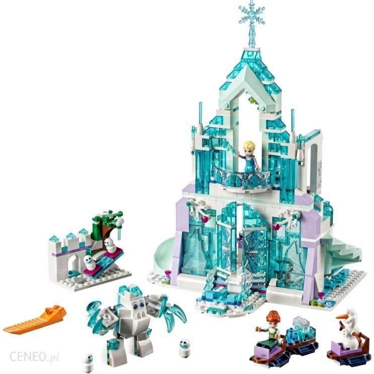 Klocki Lego Disney Princess Księżniczki Disneya Magiczny Lodowy
