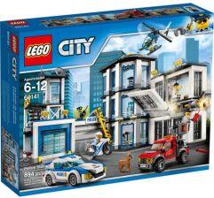 Klocki Lego City Posterunek Policji 60141 Ceny I Opinie Ceneopl