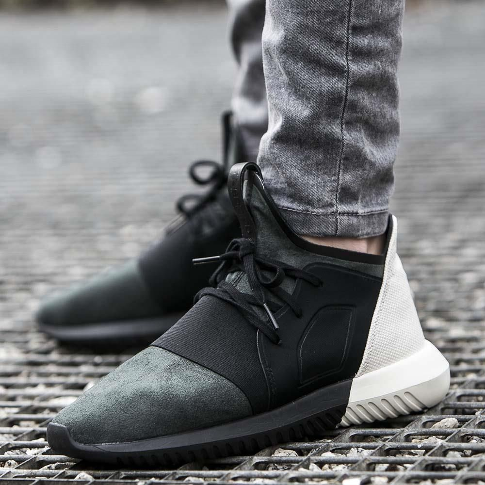 ADIDAS TUBULAR DEFIANT CORE BLACK