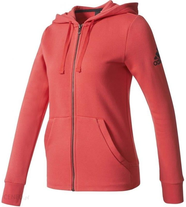 Bluza adidas Essentials Solid Full Zip Hoodie W S97084 Ceny i opinie Ceneo.pl