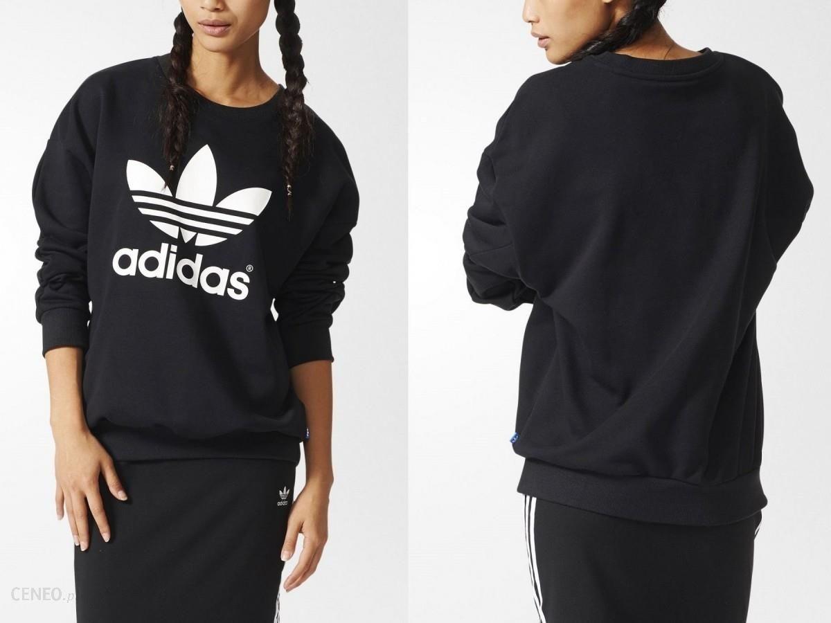Adidas TREFOIL SWEATSHIRT (42XL) Bluza Damska