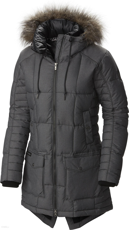 COLUMBIA płaszcz damski Lake 22 Long Hdd Jkt Black XS Ceny i