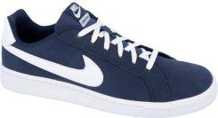 Buty Nike Court Royale (gs) niebieskie 833535 400