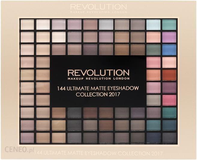 Makeup revolution 144 eyeshadow palette 2018