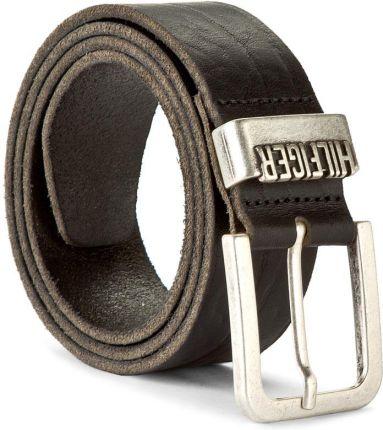 0c50ab2ee3d230 Pasek Męski TOMMY HILFIGER - DENIM Original Hilfiger Belt 1957888904 90 078  eobuwie