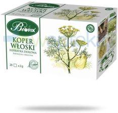 7e60fb86639ff BiFIX Koper włoski herbatka ziołowa ekspresowa 20 sasz.