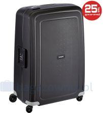 1beb6dd436b44 Średnia walizka SAMSONITE S'Cure 49308 Czarna
