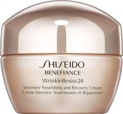 Shiseido Benefiance Wrinkle Resist 24 Intense Nourishing Recovery Cream Krem nawilżający 50ml