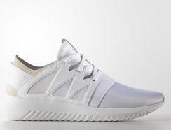 buty adidas tubular białe