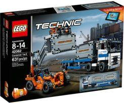 Klocki Lego Technic Plac Przeładunkowy 42062 Ceny I Opinie Ceneopl