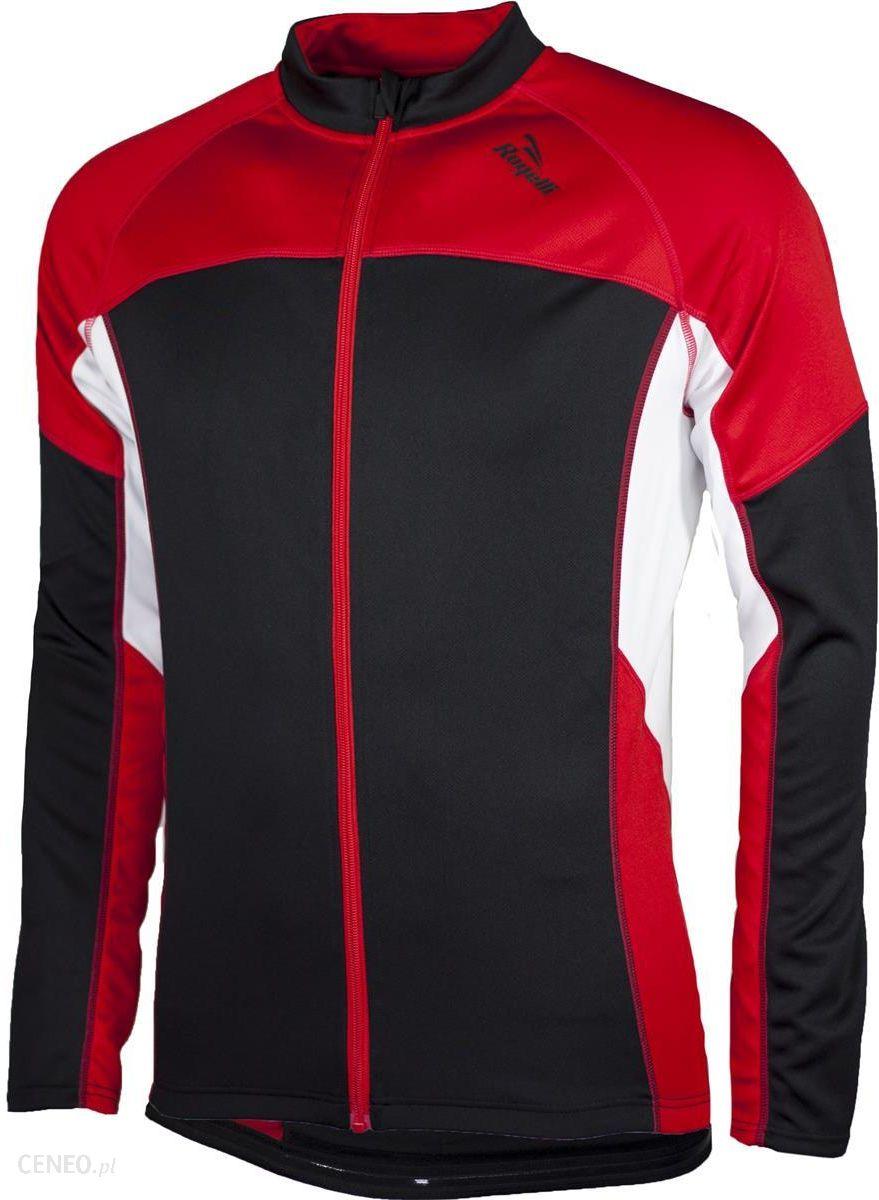bluza trani 2.0 czarno-czerwona rogelli