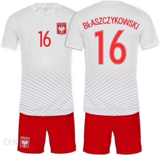 Nike Strój Piłkarski Błaszczykowski 16 Polska Komplet
