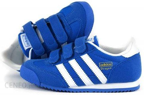 Buty Dziecięce Adidas Dragon CF C (D67699) Ceny i opinie Ceneo.pl