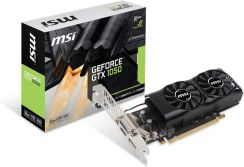 MSI GeForce GTX 1050 Low Profile 2GB (GTX10502GTLP)