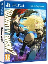 Gravity Rush 2 (Gra PS4)
