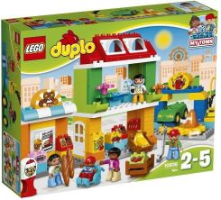 Klocki Lego Duplo Miasteczko 10836 Ceny I Opinie Ceneopl