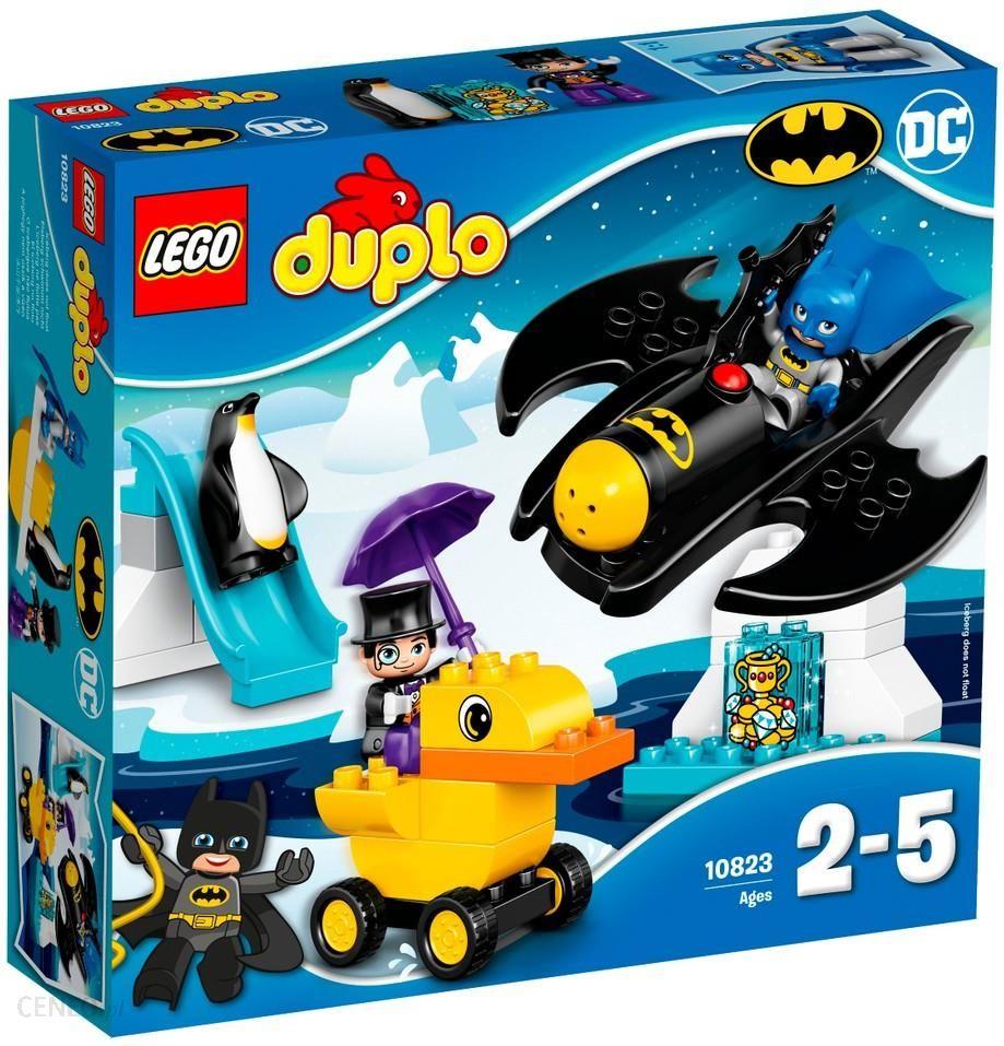 Klocki Lego Duplo Przygoda Z Batwing 10823 Ceny I Opinie Ceneopl