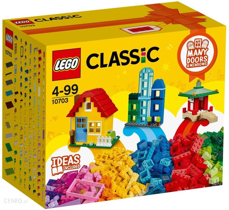 Klocki Lego Classic Zestaw Kreatywnego Konstruktora 10703 Ceny I