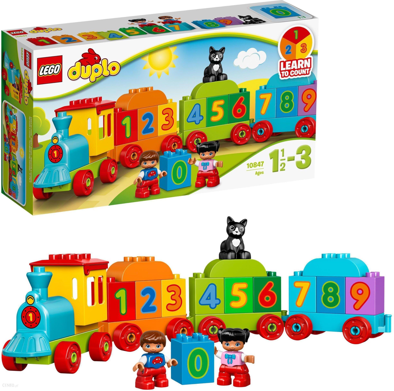 Klocki Lego Duplo Dla Dziewczynek Porównaj Ceny Ofert Na Ceneopl