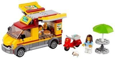 Klocki Lego City Foodtruck Z Pizzą 60150 Ceny I Opinie Ceneopl