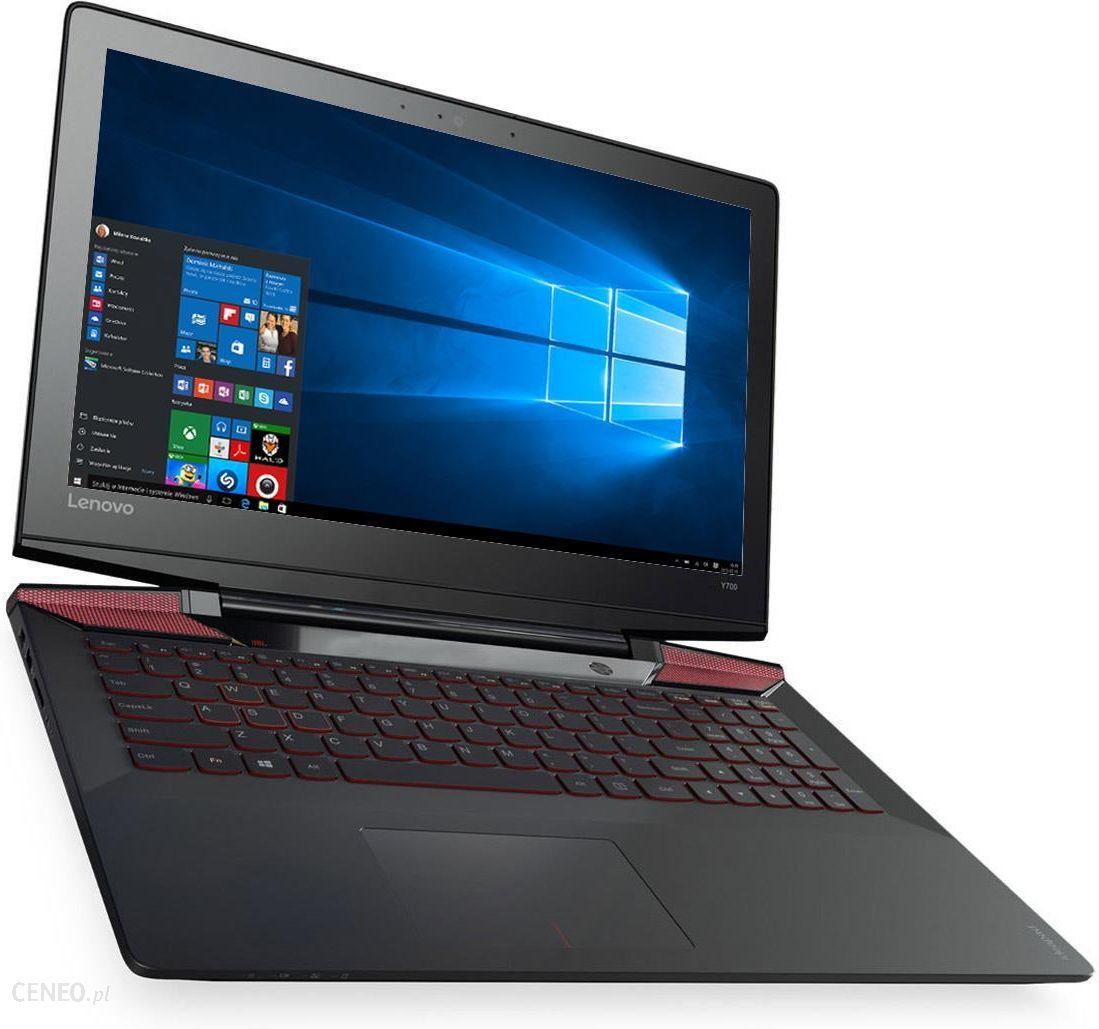 cc17bf2baa475 Laptop Lenovo Y700-15ISK (80NV00YTPB) - Opinie i ceny na Ceneo.pl