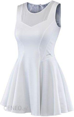 3757e0f05b Head Sukienka Performance Ct W Dress - White 814016Wh - Ceny i ...
