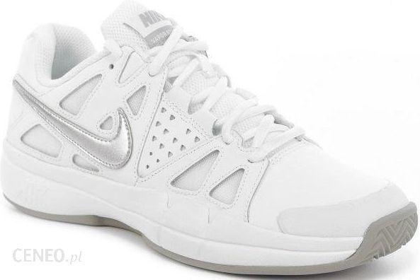 Nike Buty Tenisowe Wmns Air Vapor Advantage Clay WhiteMetallic Silver 819661100