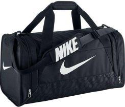 922e3b9761bc5 Nike Torba Tenisowa Torba Treningowa Brasilia 6 Duffel Medium - Black White  Ba4829001