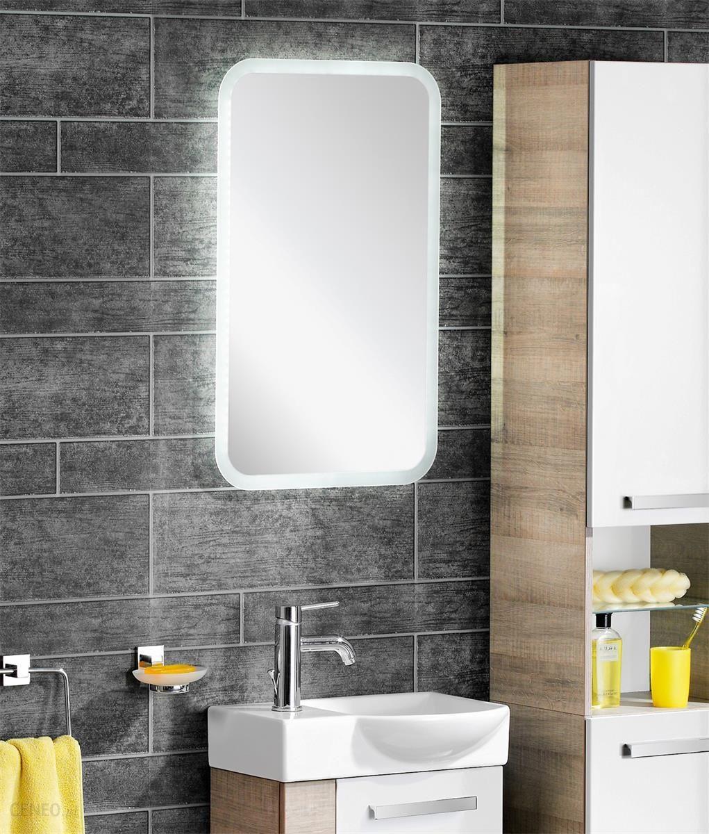 Fackelmann Lustro łazienkowe 45x73 Oświetlenie Led 82399