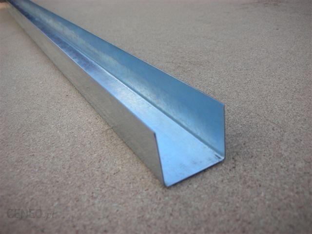 Materialy Konstrukcyjne Steela Profil Przyscienny Ud30 4mb Gr 0 5mm Ud3040 Opinie I Ceny Na Ceneo Pl