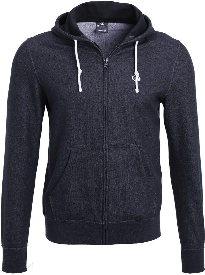 kupować ponadczasowy design delikatne kolory Champion Bluza rozpinana blue