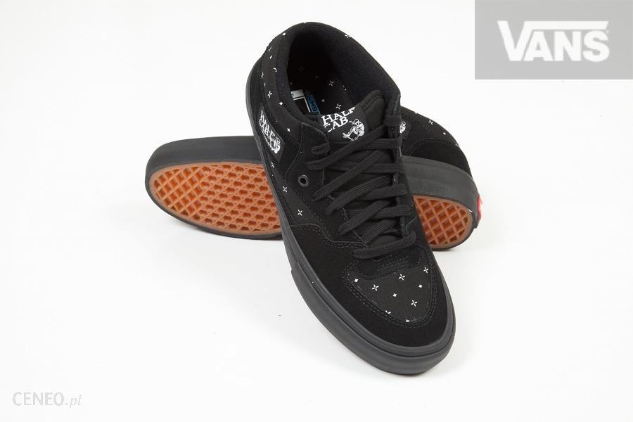 Buty męskie VANS Half Cab Pro (bandana) black