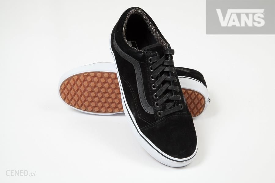 Buty Vans Old Skool Mte (mteblackleather)