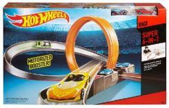 Mattel Hot Wheels Super Tor 6w1 Track Builder (DPF20)
