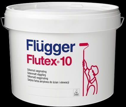 Farba Flugger Flutex 10 10l Opinie I Ceny Na Ceneo Pl