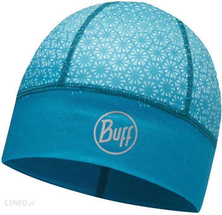 3395ecb333da Buff Czapka Do Biegania Xdcs Tech Hat Hak Turquoise 113191.789.10 Niebieski  - zdjęcie 1