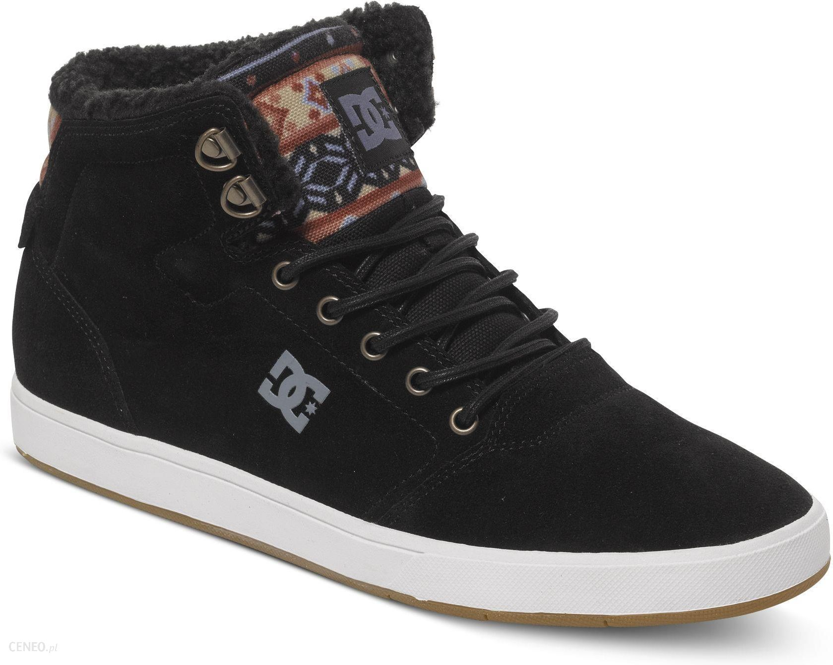 cecbade8822fd DC buty Crisis High Wnt M Shoe Kmi Black/Multi 10,5 (44) - Ceny i ...