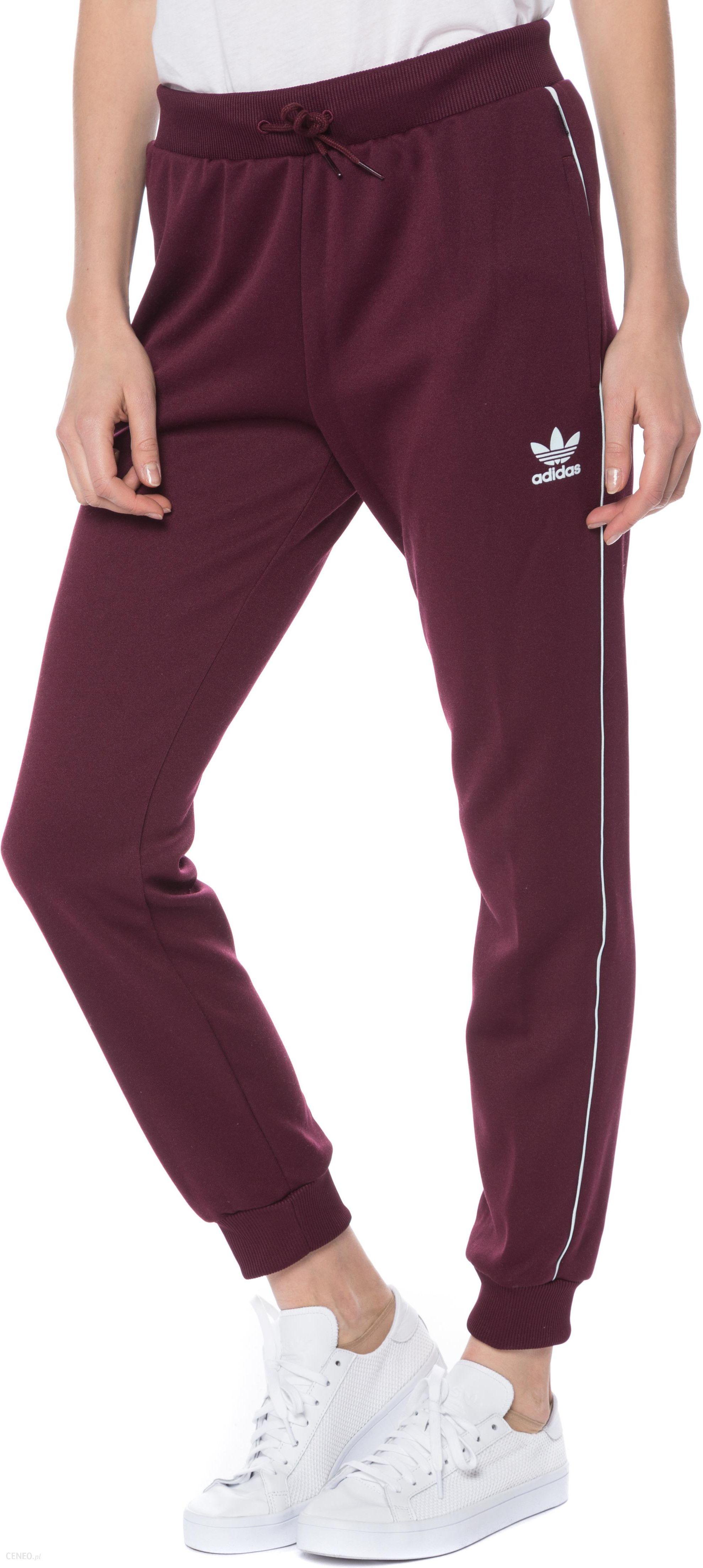 adidas Originals New York Spodnie dresowe Czerwony 34