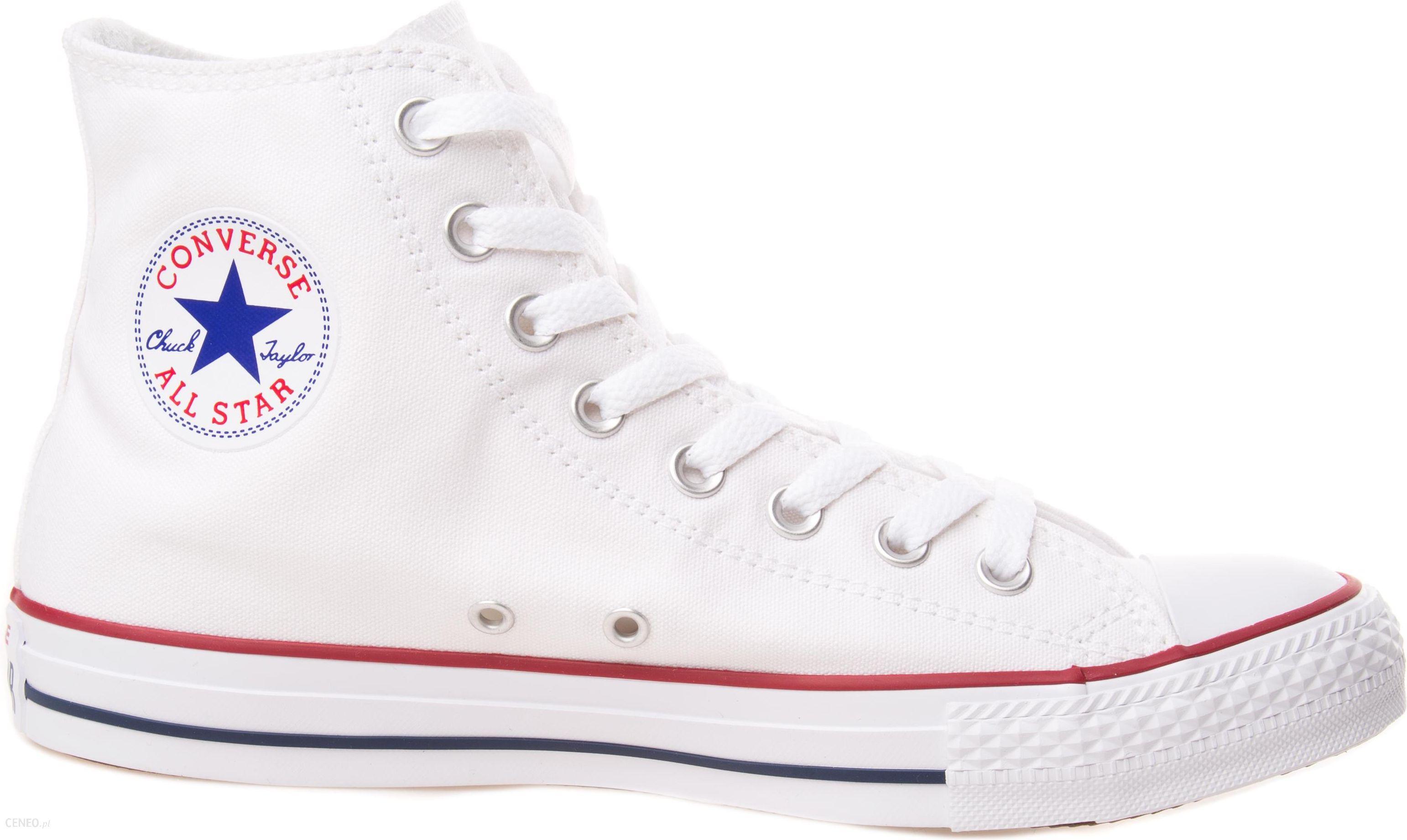 Converse Chuck Taylor All Star Hi Tenisówki Biały 37