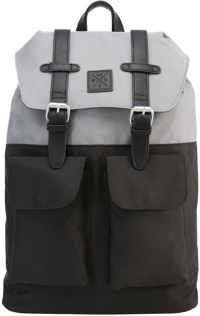 485adb1a1d754 YOURTURN Plecak grey/black - Ceny i opinie - Ceneo.pl