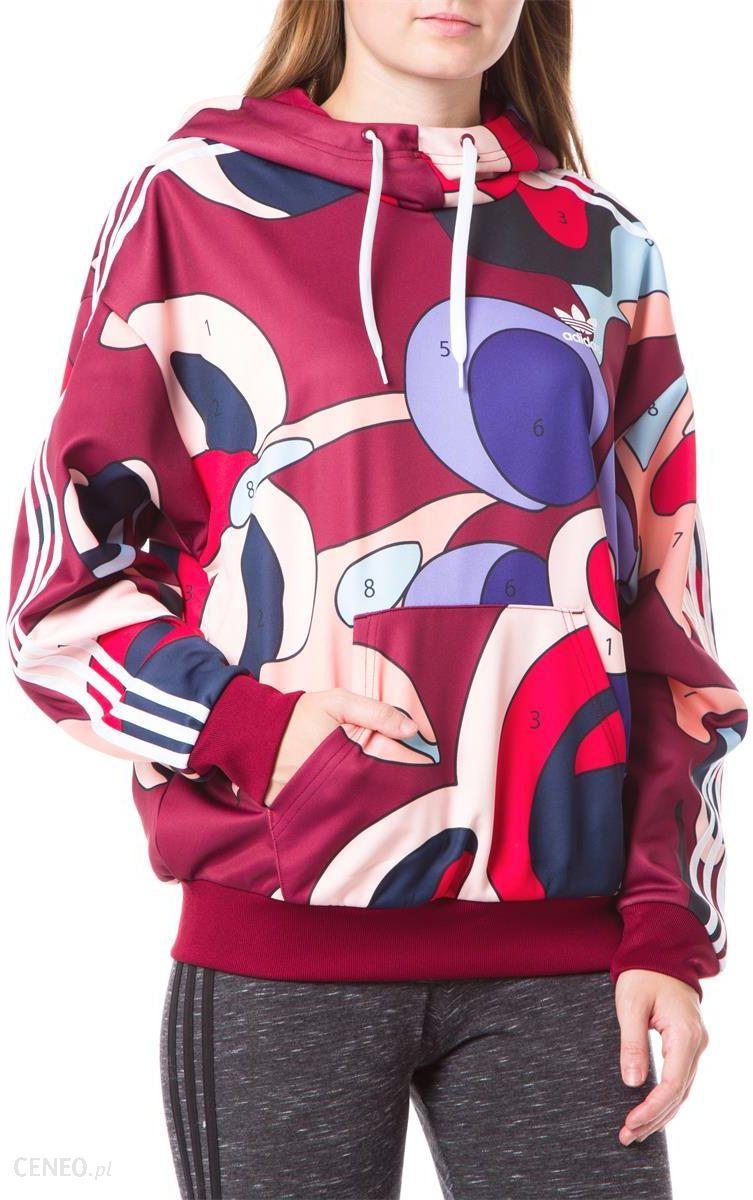 adidas Originals Rita Ora Bluza Czerwony 42