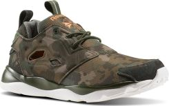 Buty męskie sneakersy Reebok Furylite CC BD2855 | ZIELONY