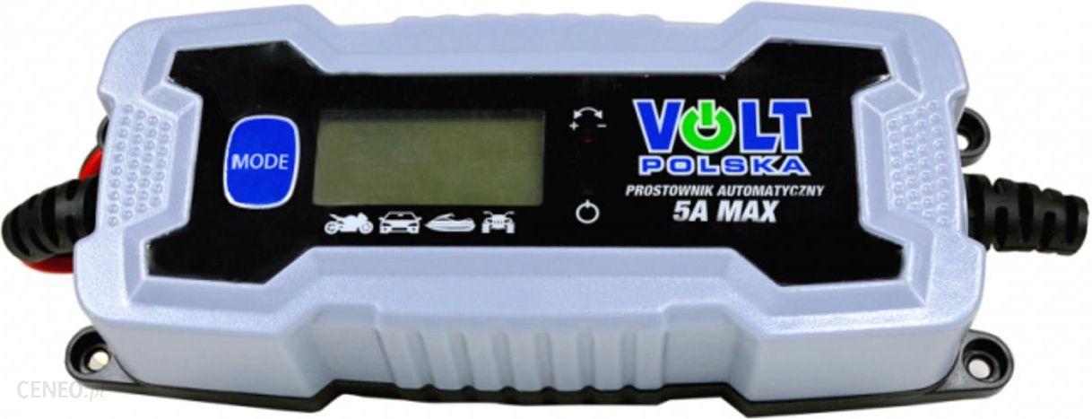 Volt Prostownik automatyczny 6V / 12V 5A