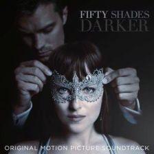 4d239daf17e69f Fifty Shades Darker soundtrack (Ciemniejsza strona Greya) - Soundtrack  Płyty kompaktowe