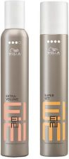 Wella Eimi do Stylizacji Pianka Extra Volume 300ml + Lakier Super Set 300ml