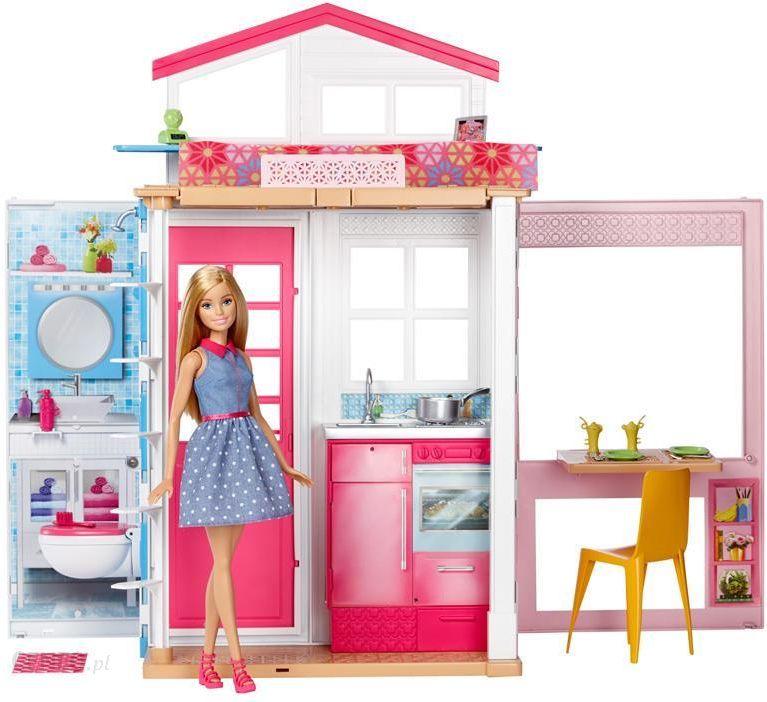 4875d297b686d Barbie Domek Dvv47 - Ceny i opinie - Ceneo.pl