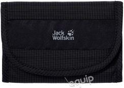0bc6592b43b83 Portfel podróżny Jack Wolfskin Cashbag RFID - black - Ceny i opinie ...