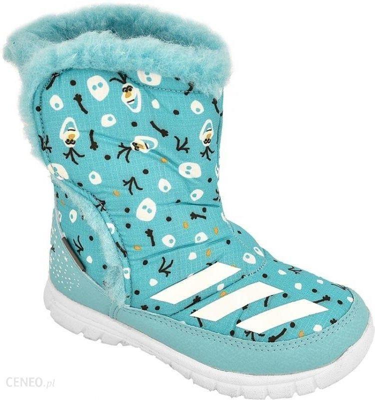 20e4dcecfbe8e Buty dziecięce zimowe adidas Disney Frozen Mid I Kids AQ2907 - zdjęcie 1