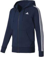 Bluza adidas Essentials 3 Stripes FZ French Terry M DQ3102